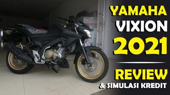 Yamaha V-Ixion 2021 Review & Harga