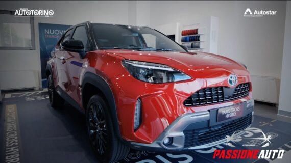 GAIRAH MOBIL ||  Autotorino berbicara tentang Toyota Yaris Cross baru!