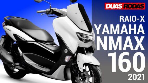 SEMUA TENTANG SKUTER YAMAHA NMAX 160 2021