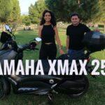 YAMAHA XMAX 250 / Pengalaman pengguna