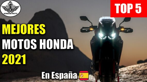 TOP 5: Sepeda Motor HONDA Terbaik 2021