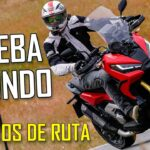 TEST MELALUI Honda X-ADV 2021 – Sepeda pengganti!