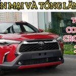 Update promo terbaru Toyota Cross 1.8V 2021 dan Total rolling di bulan Mei|  Mobil pengantaran langsung