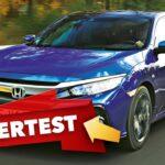 Honda Civic (2018)    Bagaimana dia menguasai tes 100.000 kilometer    Tes daya tahan dengan Tim Dahlgaard