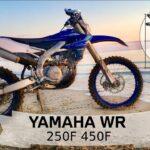 Yamaha WR250F dan WR450F: Enduro untuk semua orang!