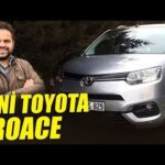Test Drive Toyota Proace Baru