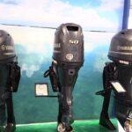 2020 Yamaha 90hp 70hp 50hp 40hp Marine Engine Walkaround – 2020 Fort Lauderdale Boat Show