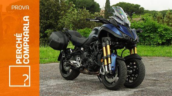 Yamaha Niken GT |  Mengapa membelinya … Dan mengapa tidak