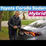 Ini menghemat bahan bakar!  – Toyota Corolla Sedan Hybrid – diuji oleh Juraj ebalj