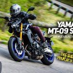 YAMAHA MT-09 SP 2021 l TEST MOTORLIVE
