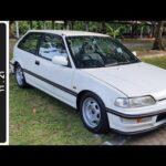 "Tur Mendalam Honda Civic ""Grand Nouva"" [SH3]  Facelift (1991) – Indonesia"