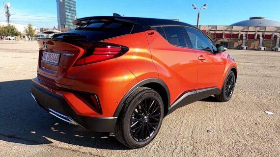 AKHIRNYA: Toyota C-HR dengan MESIN BESAR!