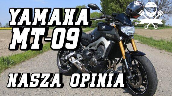 Yamaha MT-09 – mesin gila dan menarik kemudi – anak ajaib Yamaha?