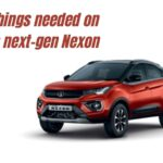 Tata Nexon generasi baru – 5 hal yang kami butuhkan!  » Motor Oktan