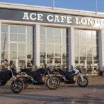 Ace Café menjadi berita utama tanggal London untuk tur Experience Electric