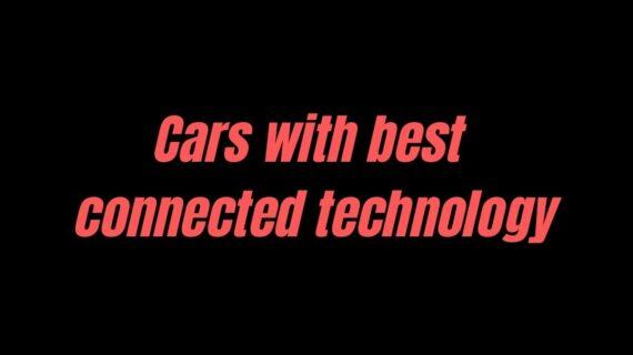 Merek dengan teknologi mobil terhubung terbaik » MotorOctane