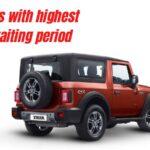 5 mobil dengan masa tunggu tertinggi » MotorOctane » Berita