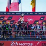 Yoshimura SERT Motul memenangkan 24 Heures Motos