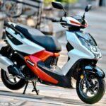 Penjualan Global Sepeda Motor SYM 2021 |  MotorCyclesData.com