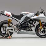 Ayo ngiler di atas 200hp Team Classic Suzuki Katana Project