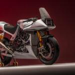 Team Classic Suzuki meluncurkan proyek pembangunan Katana