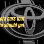 5 Mobil Toyota yang Harus Dimiliki India!  » Motor Oktan