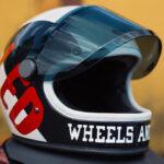 Menangkan Helm Hedon Edisi Terbatas Sepeda Motor X Roda & Gelombang India