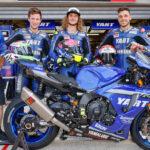 YART Yamaha di posisi terdepan di 24 Heures Motos