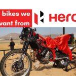 3 sepeda yang kami inginkan dari Hero Motor Corp » MotorOctane