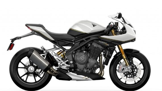 Triumph Introduces New Speed Triple 1200 RR Combining Cutting-Edge Technology With a Classic Flair « MotorcycleDaily.com – Motorcycle News, Editorials, Product Reviews and Bike Reviews