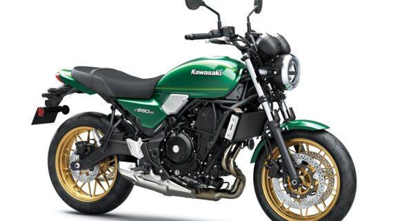 Kawasaki Umumkan Z650RS Bergaya Retro untuk Pasar Eropa « MotorcycleDaily.com – Motorcycle News, Editorial, Review Produk dan Review Sepeda