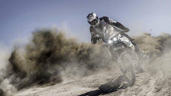 Bersiaplah untuk Sepeda ADV Ducati DesertX Berpendingin Cairan
