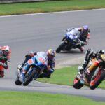 Scholtz, Gagne Split Menang di Final MotoAmerica Superbike Di Barber