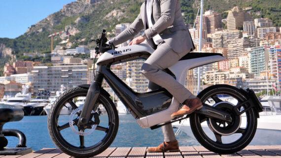 Pre-Order Sepeda Motor Mewah 'Novus One' Sekarang Dibuka