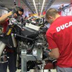 Ducati Lanjutkan Tur Pabrik Borgo Panigale 11 Oktober