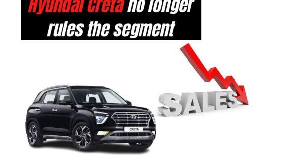 Mengapa Hyundai Creta bukan lagi SUV terlaris?