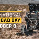 Can-Am mengumumkan 8 Oktober sebagai 'Hari Off-Road Internasional'