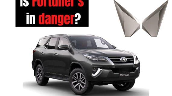 Mahindra Merencanakan Pembunuh Toyota Fortuner Baru?