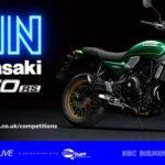 MENANG!  Kawasaki Z650RS baru dengan Motorcycle Live